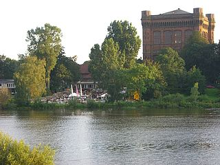 Die Weser Beach Club White Pearl Bremen