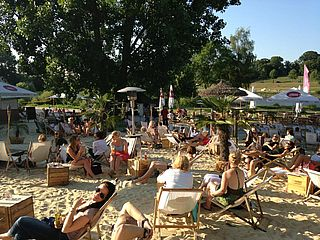 Chillen Beach Club White Pearl Bremen