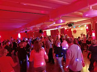 Party Roter Salon Bremen