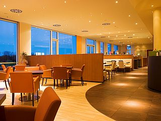 Restaurant Derby Atlantic Hotel Galopprennbahn Bremen