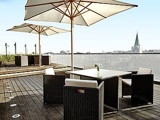 Dachterrasse Bremen_ecos_office_center_Teerhof