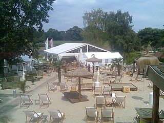 Zelt Beach Club White Pearl Bremen