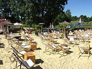 Strand Beach Club White Pearl Bremen